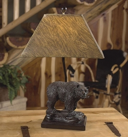 Bear Table Lamp - 24