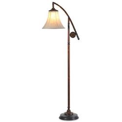 Rod & Reel Floor Lamp