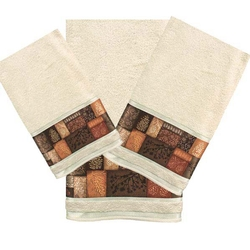 Adirondack Pine Bath Towels