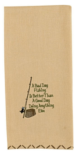 A Bad Day Dish Hand Towel