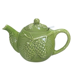 Pinecone Tea Pot