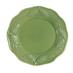Pinecone Dinner Plate - 10.5