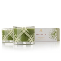 Frasier Fir Poured Candle Set