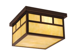 ST - Mission Style Outdoor Ceiling Fixture