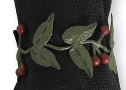 Penny Lane Vine Napkin Rings