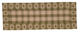 Pine Lodge Table Runner