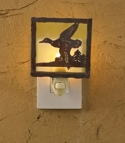 Mallard Night Light