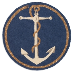 Anchor Round Hooked 32