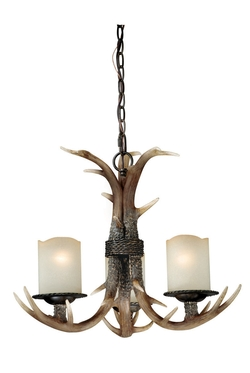 Yoho 3 Light Chandelier