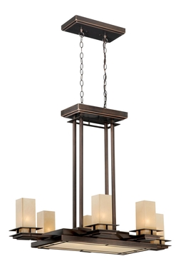 Oak Park 9-Light Pendant - 26