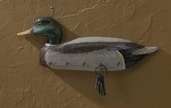 Mallard Key Hook