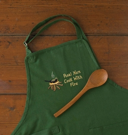 Real Men Pocket Apron