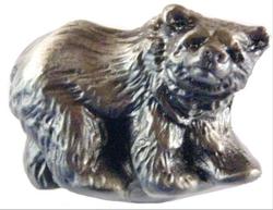 Grizzly Bear Knob Hardware