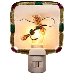 Royal Wulff Fishing Fly Night Light