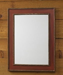 Fish Camp Mirror
