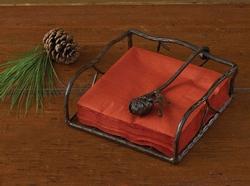 Pine Lodge Lunch or Beverage Napkin Holder