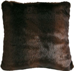 Bear Fur Pillow