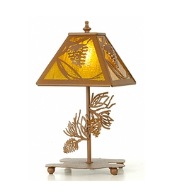 Whispering Pine Accent Lamp