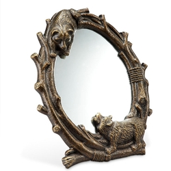 Bear Pair Mirror