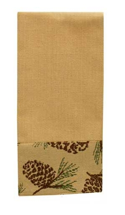Pine Bluff Border Dish Towel