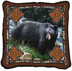 Bear Lodge Pillow