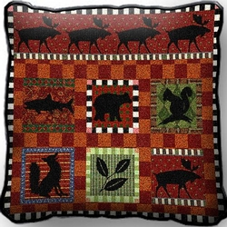 Adirondack Lodge Pillow