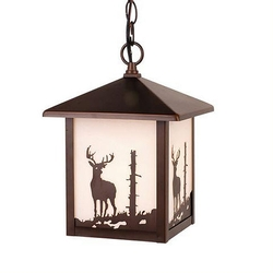 Bryce 8 inch Outdoor Pendant