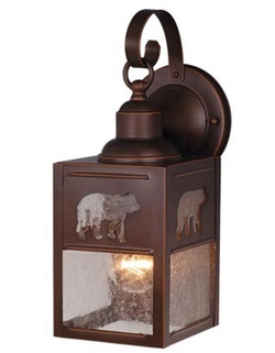 Bozeman 5 inch Outdoor Wall LIght