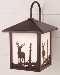 Bryce 8 inch Outdoor Wall Light