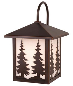 Yosemite 8 Inch Outdoor Wall Light