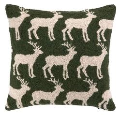 SO MANY DEER PILLOW
