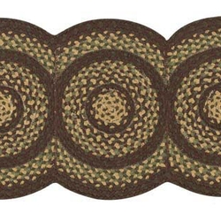 Woodbine Braided Table Runner - 15