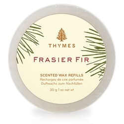 Frasier Fir Porcelain Warmer & Scented Wax