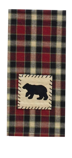 Concord Bear Patch Dish Towel