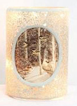 Mosaic Woodland Accent Light