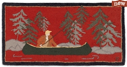 Fishing the Battenkill 2'x4' Rug