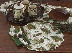 Walk in the Woods Placemat - Set of 2