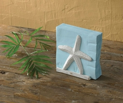 Starfish Lunch Napkin Holder
