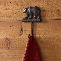 Bear Single Hook
