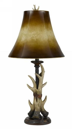 Buckhorn Table Lamp