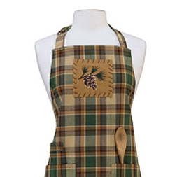 Scotch Pine Apron