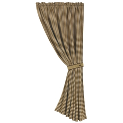 Crestwood Houndstooth Curtain