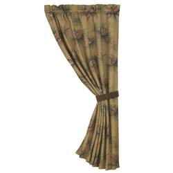 Crestwood Pinecone Curtain