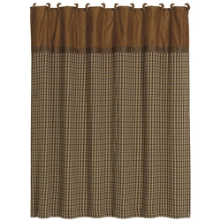 Crestwood Houndstooth Shower Curtain
