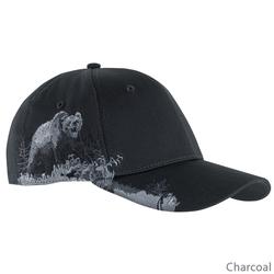 Dri Duck Grizzly Bear Wildlife Hat