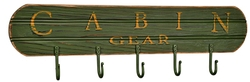 Cabin Gear Hooks