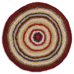 Circle Chair Pad - Set of 4