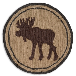 Great Moose Chair Pads - Set of 4