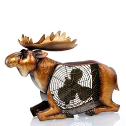 Moose Table Fan