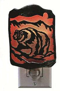 Woodland Bear Nightlights